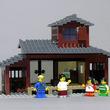 ドリフ世代歓喜!レゴで作ったドリフの舞台セットが感涙ものの再現度!