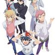 TVアニメ「厨病激発ボーイ」ティザービジュアル公開、制作はスタジオディーン