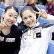 フィギュアスケート 紀平梨花選手、宮原知子選手とアンバサダー契約を締結