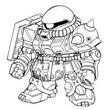 「ガンダム ガシャポン戦士f」第10弾に「ガンダムNT-1」と「ザクII改」が参戦決定!【ガシャポンブログ】