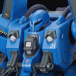 『機動戦士ガンダム THE ORIGIN』のガンプラ「HG モビルワーカー MW-01 01式 後期型(ランバ・ラル機)」が再販!