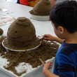 <開催レポート>中部国際空港セントレア×鹿児島県南さつま市「砂像作り体験イベント」開催