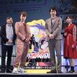 映画『プロメア』スペシャルステージに豪華キャストが集結、松山ケンイチさんと早乙女太一さんもサプライズ登場!【AnimeJapan 2019】