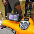スーパーカブ&クロスカブにオススメの高性能ドライブレコーダーを発見!/東京モーターサイクルショー2019・AKEEYO AKY-968G