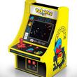 懐かしのアーケードゲームが手のひらサイズに!『パックマン』『ギャラガ』『ディグダグ』『ギャラクシアン』『マッピー』などの筐体型ゲーム機が登場【動画あり】