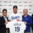ハンファQセルズ、ロサンゼルス・ドジャースとスポンサーシップ契約を締結