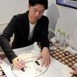 「ルルアのアトリエ」発売を記念した,岸田メル氏のサイン会が開催。開発秘話なども明かされたトークコーナーの模様をレポート