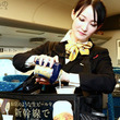 東海道新幹線「神泡ビール」車内販売、夏まで延長 対象列車のビール販売量、4割増し