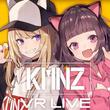 バーチャルガールズユニット「KMNZ(ケモノズ)」「KMNZ VR LIVE」 in cluster 開催決定!!