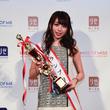 元SKE48・中村優花さんが日本一のミスコン女王に「賞金で祖父母や両親とグアムへ」
