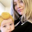 ヒラリー・ダフ、水中出産後に娘が「よく頑張ったね、お母さん」と言ってくれたと感動動画公開