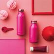 牛乳瓶がモチーフのステンレスボトル「mosh!」が軽くなって新発売!
