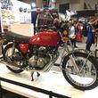 東京モーターサイクルショー会場で見つけたお宝、絶版バイク一挙! カワサキZ1/ホンダCB400FOUR/ホンダドリームCB750FOUR-K0/ホンダRC162