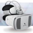 VR/ARの新商品をコンテンツ東京で初披露 解像度4Kの一体型VRゴーグル「IDEALENS K4」も発表 ~ 教育・訓練用ソリューション「ファストVR」をはじめ実用的なサービスを多数展示~