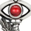 ドラゴンクエストシリーズの「さいごのカギ」を模したシルバーネックレスが7月13日に発売。「キメラのつばさ」「はぐれメタル」も再販決定