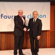 クラリオンがフォルシアの一員になり、「フォルシア クラリオン エレクトロニクス」が2019年4月1日に発足
