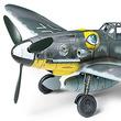 戦闘機史上最多の生産数を誇る「メッサーシュミット Bf109」の後期「G-6」型が1/72スケールモデルとなってタミヤから発進!