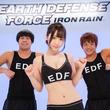 伊織もえさんがセクシー衣装で筋トレに挑戦!『EDF: IRON RAIN』CMに出演中の人気コスプレイヤーが『地球防衛軍』愛を語る!
