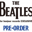 THE BEATLES for bonjour records EXCLUSIVE PRE ORDER