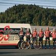 サイクルロードレースチームVC福岡が福岡県朝倉市・嘉麻市を拠点としたトレーニングキャンプを実施(3月23日・24日)
