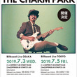 THE CHARM PARKが東京大阪でBillboard公演