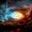 ワクワクだ。2つの巨大ブラックホールの「事象の地平線」を捉えた観測結果が近日発表されるよ!