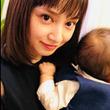 平愛梨さんが息子画像を公開で17,000件の反響!「天使みたい」「イケメンバンビーノ」とファン悶絶