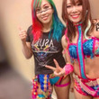 WWEカイリ・セイン&アスカに世界から 「タッグを組むべき」の声