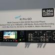 [NAB2019]AJA、マルチチャンネルH.264レコーダー/プレイヤー「Ki Pro GO」を発表