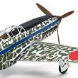 「三式戦闘機 飛燕」の1/72スケールキットが迷彩デカールを同梱した特別仕様でタミヤから発売!
