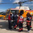 ピースウィンズ・ジャパン、岡山県笠岡市と合同で高齢化率が高く災害時孤立化する恐れが高い笠岡諸島で新設ヘリポート離発着訓練を行います