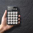 電卓とテンキーの一台二役! タイプライターみたいな『Digit Number Pad』でデスク周りを心機一転してみない?