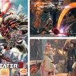 Nintendo Switch版『ゴッドイーター3』の最新スクリーンショットとパッケージ画像が公開!