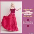 オーロラ姫の薔薇柄セパレートドレス!シークレットハニー Disney Halloween Collection