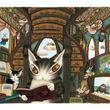 大人から子供まで楽しめる!岡山県新見市で「ダヤンと不思議な劇場 池田あきこ原画展」開催中