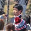 森保一監督がU-20日本代表を視察…3カテゴリー同時進行に「情報交換をして」