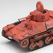 『ガルパン』スピンオフコミック『リボンの武者』より、ファインモールドの1/35スケールキット 九七式軽装甲車[テケ]が再び吶喊!