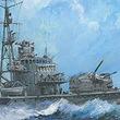 フジミ模型「1/350 艦NEXTシリーズ」にて島風(最終時)と雪風がキット化!日本海軍駆逐艦がそろって出撃!