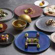 コンラッド大阪 「C:GRILL(シーグリル)」グリル料理を多皿構成のコース料理で