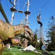 『恐竜アドベンチャーゴルフ DINO GOLF(ディノゴルフ)』ワックがイオンモール常滑に2019年4月26日に開業