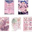 キャラアニは「弘前さくらまつり」の公式応援キャラクターに就任した「桜ミク」のキャラクターグッズを「弘前さくらまつり2019」会場にて先行販売します。