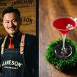 アイリッシュウイスキー「ジェムソン」の国内カクテルコンペティションで「RAGE COFFEE BAR」の中村敦氏が優勝し、アイルランドの世界大会へ!