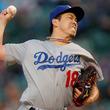 【MLB】前田健太が大乱調 2回までに今季ワースト6失点