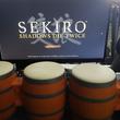『SEKIRO』を「タルコンガ」でクリアした凄腕ゲーマーが現る。リズムゲームのように攻略、敵の攻撃にあわせてビートを刻む