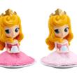 ケーキを持ったオーロラ姫!バンプレスト ディズニー「Q posket SUGIRLY Disney Characters -Princess Aurora-」