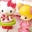 キティちゃんが店員さんに!「こえだちゃん ハローキティ いちごのケーキ屋さん」がタカラトミーから登場!!リカちゃん、プラレール、トミカともコラボ♪