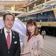 3周年の京都鉄道博物館におこしやす