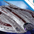 シリーズ最新作『スタートレック:ディスカバリー』に登場する宇宙艦がポーラライツより完全新金型でキット化!