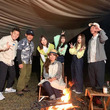 "SKE48・須田亜香里、北川綾巴、谷真理佳が""ばえる""おしゃれキャンプに挑戦"