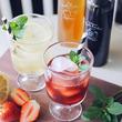 水や炭酸水で割って飲むドリンク「フルーツコーディアル(ざくろ・梅)」発売開始!